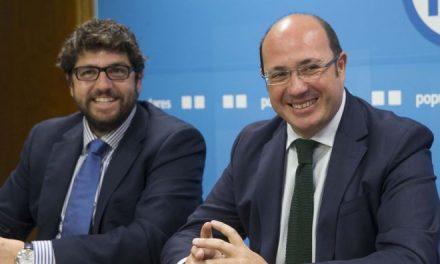 López Miras, presidente de Murcia con la abstención de C'S