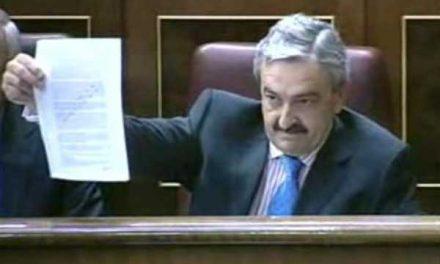 El grupo 'Orenes' tenía como consejera a la esposa del portavoz de Fomento del PP cuando se llevó un contrato de 'Aena' MADRID