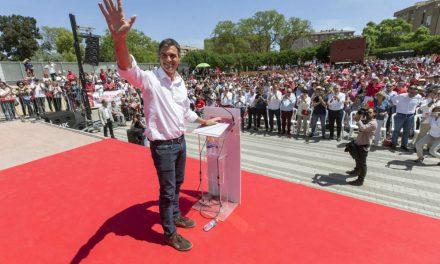Las tres candidaturas preparan el debate con Ferraz en un clima de tensión creciente