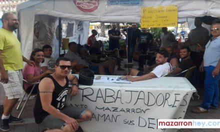 Entrevista a Miguel Pérez (delegado sindical SIME): «Seguimos acampados en forma de protesta en la Plaza Toneleros, y ahí seguiremos hasta que no se nos reciba y se acceda al diálogo»