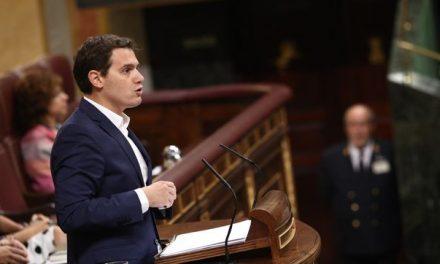 Aprobada la moción de Ciudadanos para eliminar los aforamientos con los votos a favor de PP y PSOE