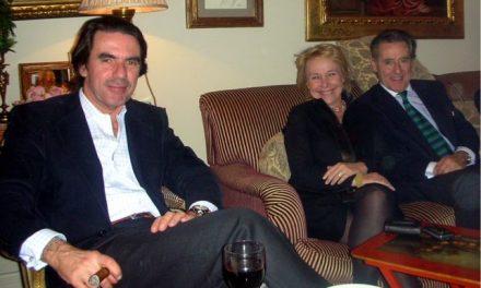 Miguel Blesa, el hombre que se lo debía todo a Aznar