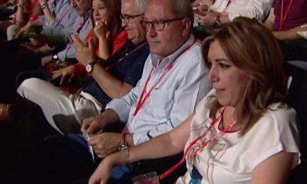 Susana Díaz no dará sitio a los 'pedristas' y no invita a Pedro Sánchez al Congreso Regional