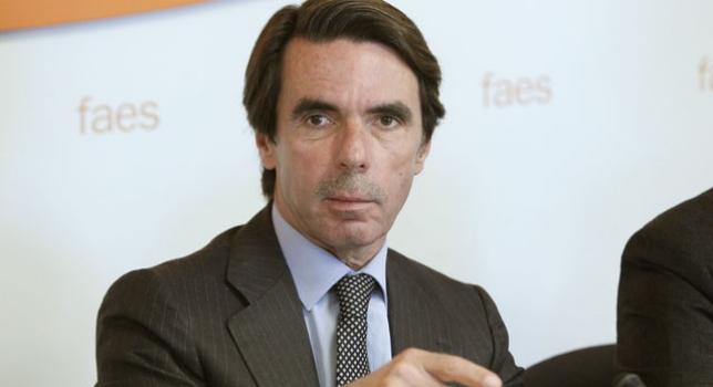 La «batalla final» contra el soberanismo que Aznar anunció a los empresarios del Puente Aéreo