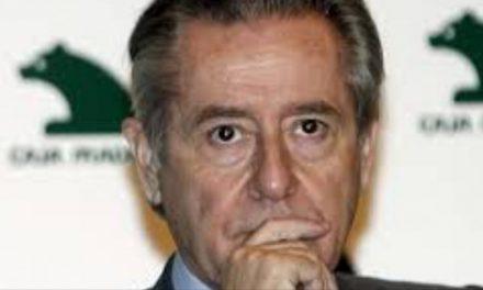Hallan muerto al expresidente de Caja Madrid, Miguel Blesa, con un disparo en el pecho