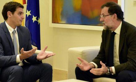 Nuevo incumplimiento de Rajoy al pacto firmado con Rivera