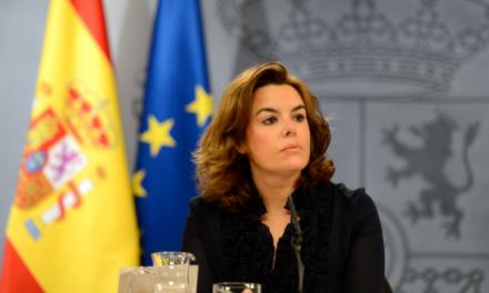 La Vicepresidenta miente sobre un asunto de seguridad nacional y no dimite
