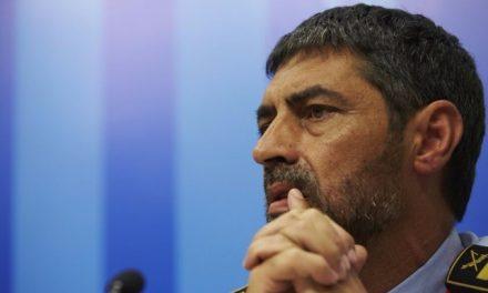 La nómina del mayor Trapero destapa que cobra más que Rajoy y que el ministro