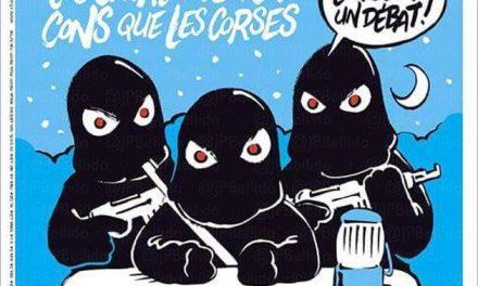 El 'Charlie Hebdo' sobre la independencia de Cataluña: «Los catalanes son más tontos que los corsos»