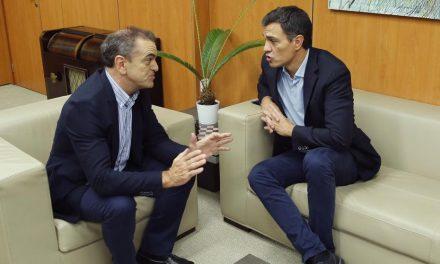 Los equilibrios de Sánchez reavivan las tensiones y divisiones en el PSOE