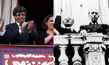 ¿Cómo bajar a Puigdemont del balcón?: los problemas que entrañaría detenerle