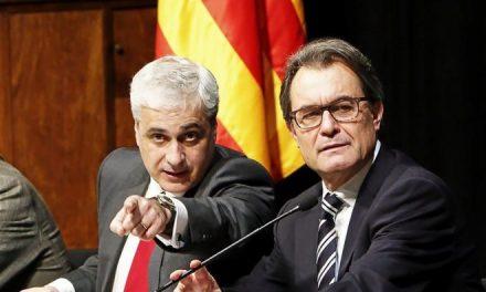 Dos testigos de la trama del 3% relatan al juez cómo les 'extorsionaron' Artur Mas y Germá Gordó