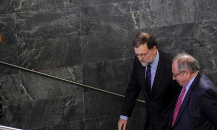 Las cámaras europeas de comercio suspenden 'sine die' su cumbre en Barcelona con Rajoy