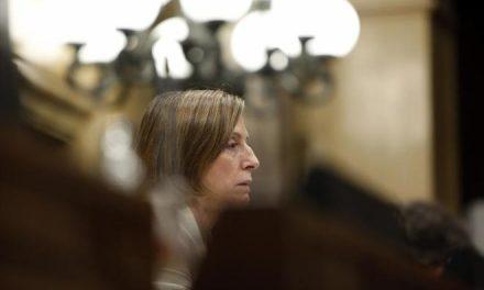 La Fiscalía se querellará el lunes por rebelión contra el Govern, Forcadell y otros miembros de la Mesa