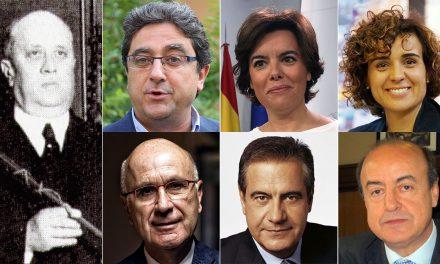 ¿Quién será el Pich y Pon del 155? Seis candidatos a 'gobernador' de Cataluña