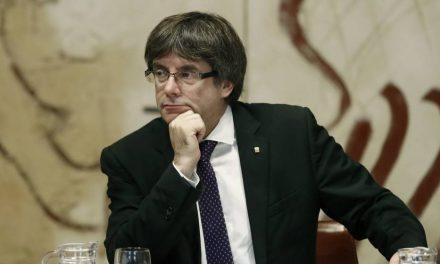 Puigdemont abre la vía para evitar la aplicación del artículo 155 en Cataluña