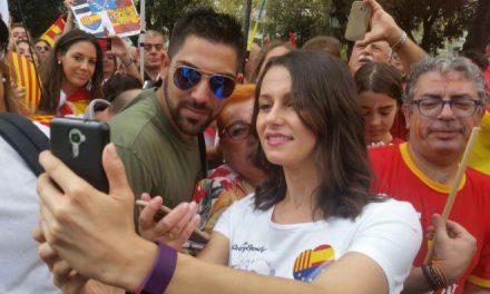 Vino, vio y venció: «Arrimadas for president»