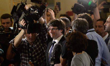 """Reporteros Sin Fronteras compara la presión a los medios en Cataluña con las """"campañas de Trump"""""""