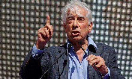 Ejemplar Vargas Llosa