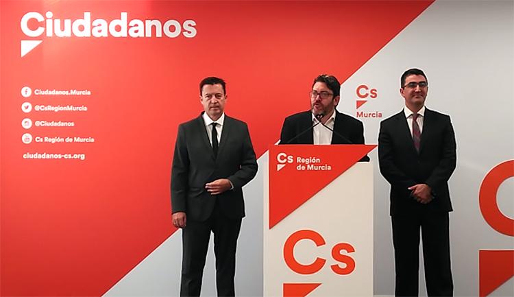 Ciudadanos incorpora propuestas por valor de 175 millones de euros a los presupuestos regionales