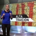 ALTA TRAICION EN CATALUÑA