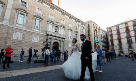 Rajoy frente a La Cubana