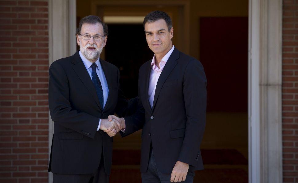 Pedro Sánchez descongela su oposición contra Mariano Rajoy