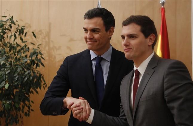 """""""El independentismo no está preparado para hacer frente a un pacto PSOE-Cs: no es bueno ni lo bastante malo"""""""