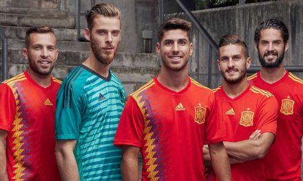 España discute sus colores