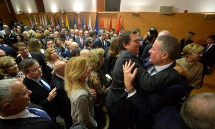 Bernabé a López Miras: «Tus indicaciones serán mis instrucciones»