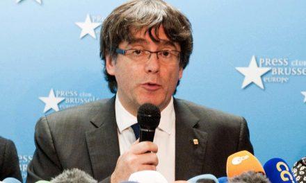 La Fiscalía belga dice que si recibe una euroorden sobre Puigdemont aplicará la ley