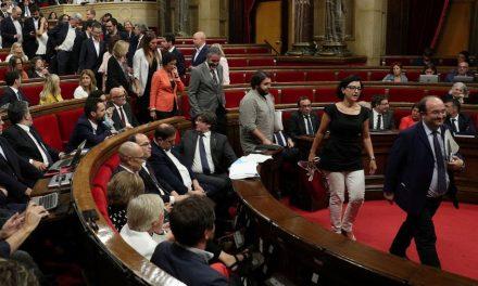 Cataluña no volverá a la casilla de salida