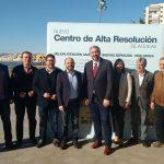 Ciudadanos presenta el proyecto para el Hospital de Alta Resolución de Águilas