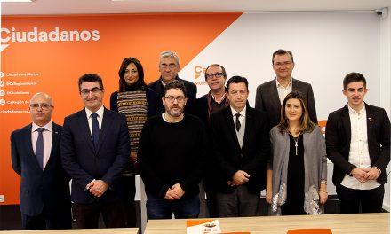 Ciudadanos se reivindica como el partido más útil del arco parlamentario y se centrará en la aprobación del Pacto Regional del Agua y la regeneración del Mar Menor