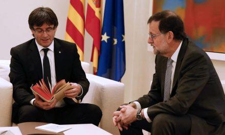 ¿Cómo se utiliza Cataluña para no cambiar España?