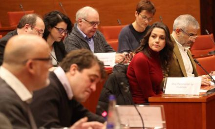 """Crece la presión a Ciudadanos para que tome """"la iniciativa"""" en Cataluña"""