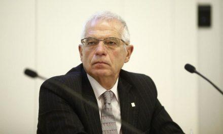 Josep Borrell y Dolores Delgado están en contra del indulto a los independentistas