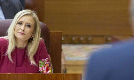 Lo que Cristina Cifuentes no quiere que sepas del caso Lezo