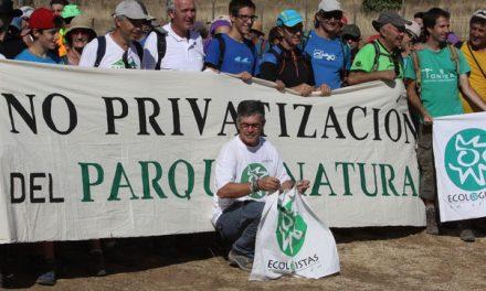 Cuatro imputados por tender una trampa con droga al histórico ecologista andaluz Juan Clavero