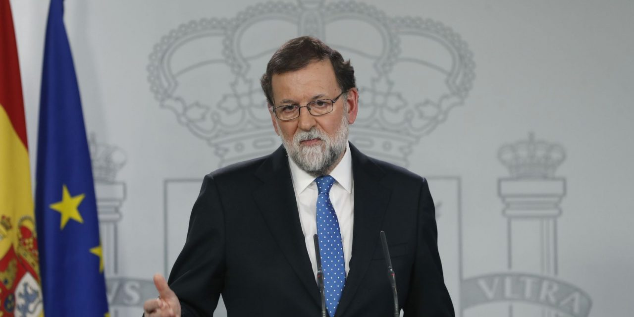 Desmontando a Rajoy: su inverosímil explicación del 21-D