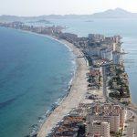 La Fiscalía arremete contra políticos y agricultores por la contaminación del mar Menor