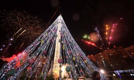 La Navidad llega a Murcia