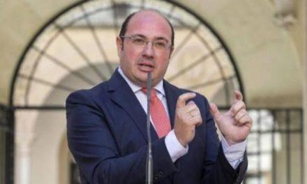 Tercera imputación por corrupción para el expresidente murciano Pedro Antonio Sánchez