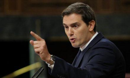 Rivera activa toda su artillería contra eventuales indultos a encausados por el 'procés'