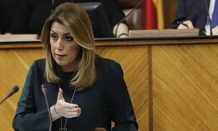 Susana Díaz ha anunciado a su equipo que está lista para ser la líder de la oposición en Andalucía