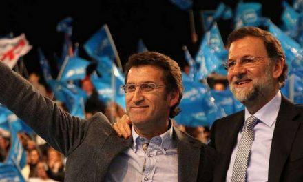 Lugo 2009: el mitin que Rajoy y Feijoo desearían borrar del mapa