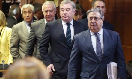 Zoido reconstruye en un año las 'cloacas' de Interior con hombres de la ministra Cospedal