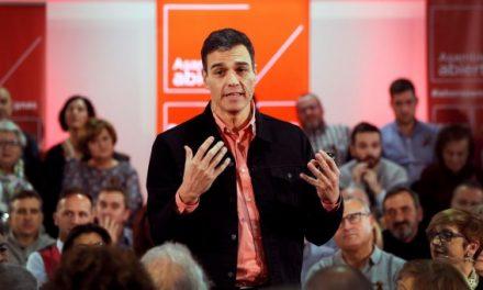 Echar a Rajoy, las pensiones y los privilegios políticos, las inquietudes de la militancia socialista