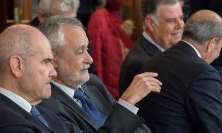 La Junta reconoce ahora que hubo corrupción y un «enorme quebranto» económico en el caso ERE