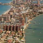 Estudian el intercambio de agua del Mar Menor con el Mediterráneo